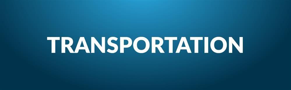Transportation / Department Homepage