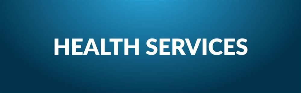 Health Services Page
