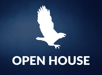 Open House August 22nd and August 23rd